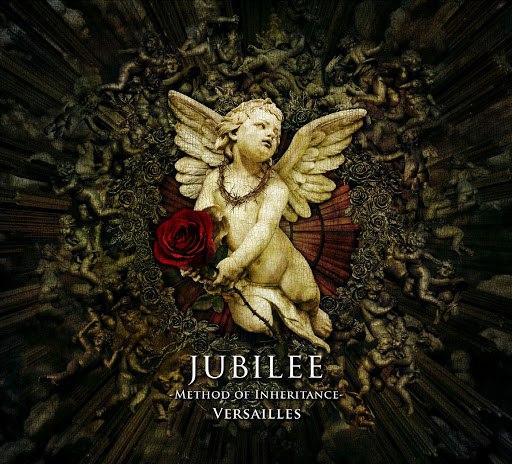 Versailles альбом JUBILEE