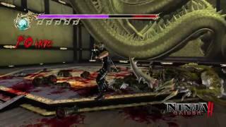 Ninja Gaiden 2 - Gameplay 1 - Xbox360/PS3