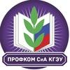 Профком студентов и аспирантов КГЭУ