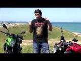 Yamaha MT-07 vs Kawasaki ER-6N(Ninja 650r) Review