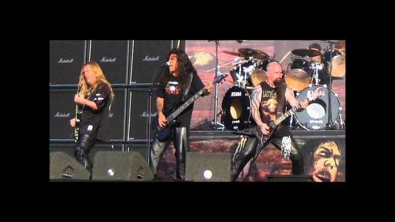 Slayer - Scrum Cover instrumental ( off Vocal )