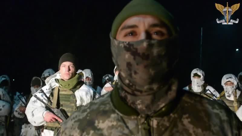 «Думал это пиратский флаг». Десантник ВСУ извинился за использования нацистского шеврона на встрече с Порошенко