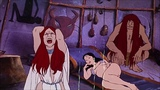Fire and Ice (1983, Ralph Bakshi &amp Frank Frazetta) - Red-headed Lady Scenes