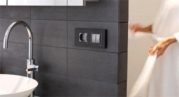 Расположение розеток и выключателей в квартире