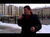 Юрий Березин на митинге в поддержку Юго-Востока Украины в Тамбове 9.03.2014