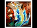 Art lesson tutorial by Peter Dranitsin, fantasy painting called COUNT ON YOU abstractartlesson
