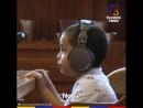 Seuls et sans avocat de jeunes enfants immigrés font face au juge dans les tribunaux dimmigration américains Le dernier en d