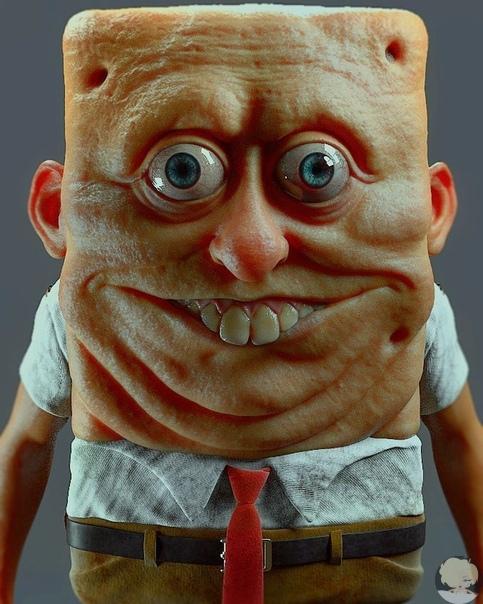 Как выглядели бы персонажи известных мультфильмов в реальности Художник Miguel Vasquez делает