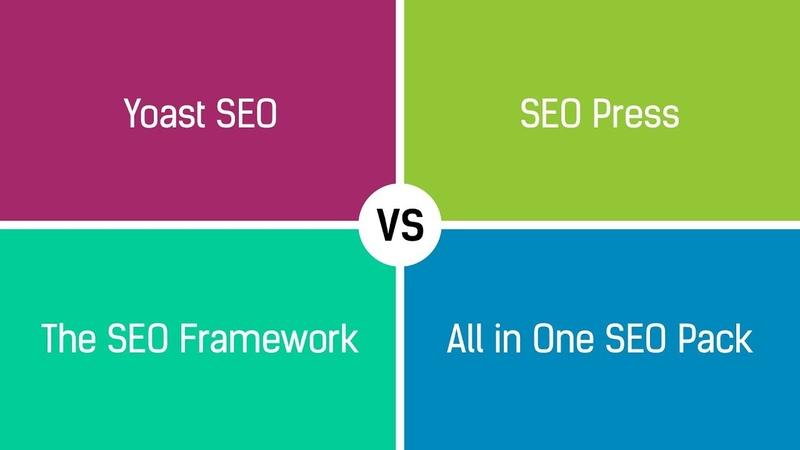 Сравнение СЕО плагинов. Yoast vs All in On SEO vs SEO Press vs SEO Framework