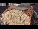 Торт Сметанник Без Выпечки на Скорую Руку. _ No-bake Homemade Cake