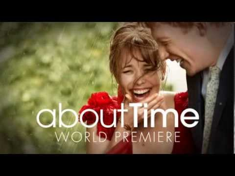 About Time World Premiere London 8th August 2013