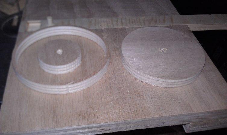 Circle Jig For Bandsaws