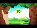 ✔СБОРНИК УЧИМ ЦИФРЫ для самых маленьких учимся считать - 30 минут