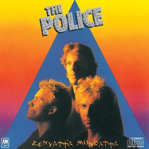 The Police альбом Zenyatta Mondatta