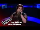 Maryam Tancredi È la mia vita - Blind Auditions 1 - The Voice of Italy 2018