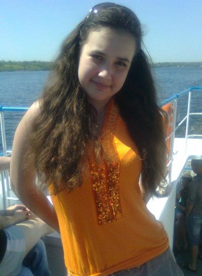 Анна Вичева, 21 октября 1998, Запорожье, id179571064