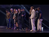 HUGE Avengers׃ Infinity War cast gathering for Marvel panel at the D23 Expo 2017