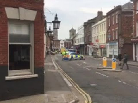 Инцидент в Солсбери: все разрешилось благополучно - Вести 24
