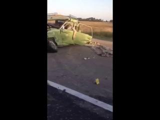 Смертельное ДТП под Харьковом. За рулем Лексуса - Чечельницкий