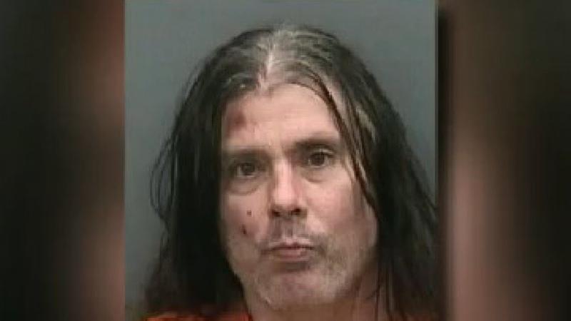 Guitarist arrested