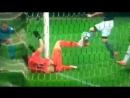Вратарь «Коринтианса» Кассио совершил безумный двойной сэйв