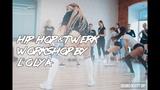 CHOREO BOOTY DAYHIP HOP&ampTWERK WORKSHOPL'OLYA