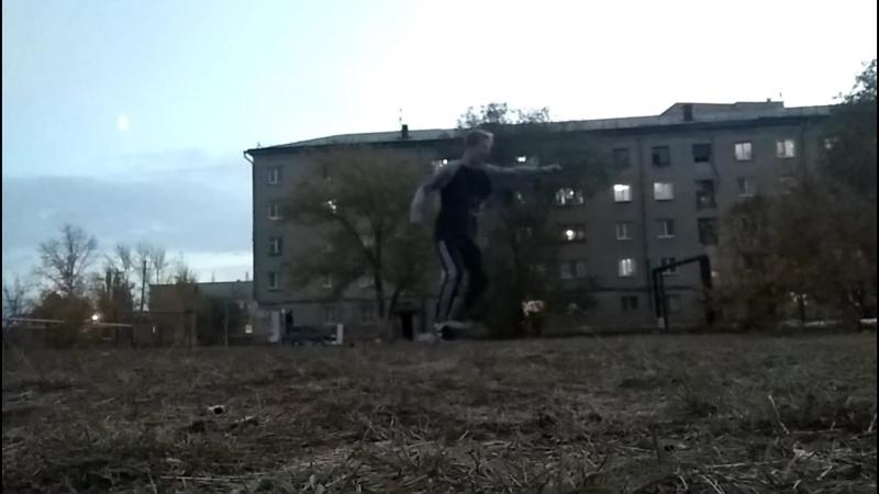 Misha Ivanov _ Traning Day 11 одиночная тренировка