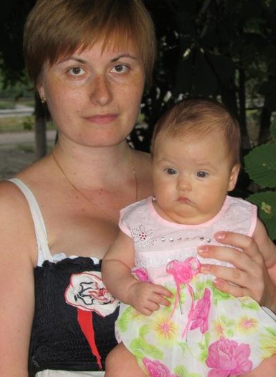 Анна Киселева - швецова, 21 июля 1983, Енакиево, id63364672