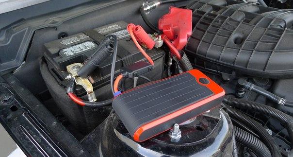 Штука: Для тех, у кого сел аккумулятор в автомобиле