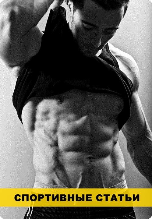 спорт питание для сушки тела
