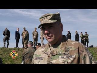 Українці — високопрофесійні воїни, - командувач Сухопутних військ ЗС США в Євро ...