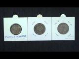 Рубли 2003 - одни из самых редких монет