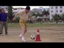 Первая тренировка команды Шаолинь. Убойный футбол 2001