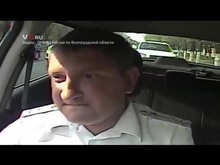 Волгоградка устроила погоню с на проспекте Жукова
