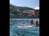SEREBRO на отдыхе в Турции