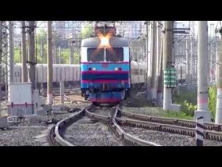 ЧС2к-613 с поездом №94