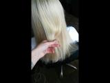 Коррекция блонда. Рассветление цвета