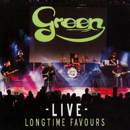 Green альбом Longtime Favours (Live)