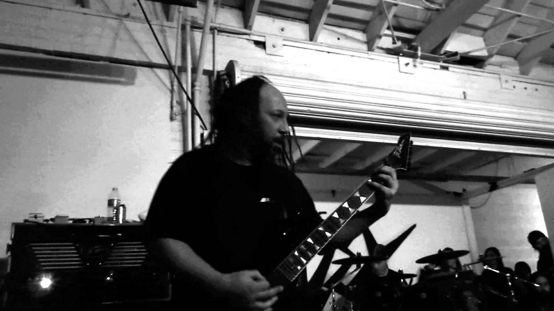 Suffocation live at the Vex 04/16/2013