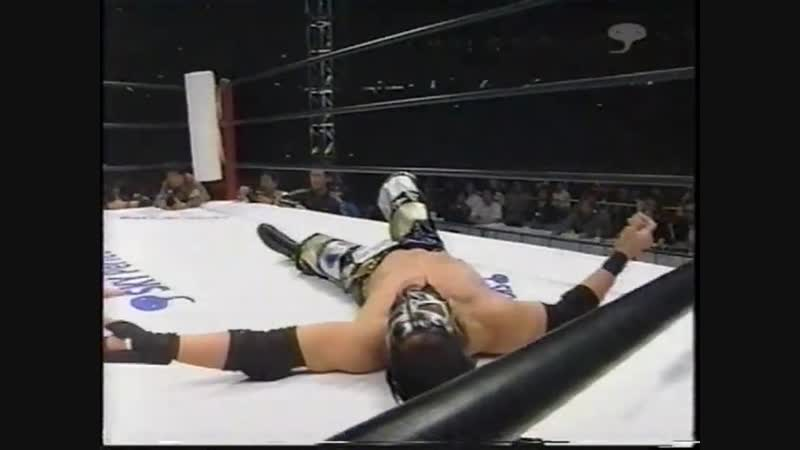 AJPW 01192003 2nd WRESTLE-1
