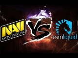Na'Vi vs Liquid, Dream League, 19.11.2013