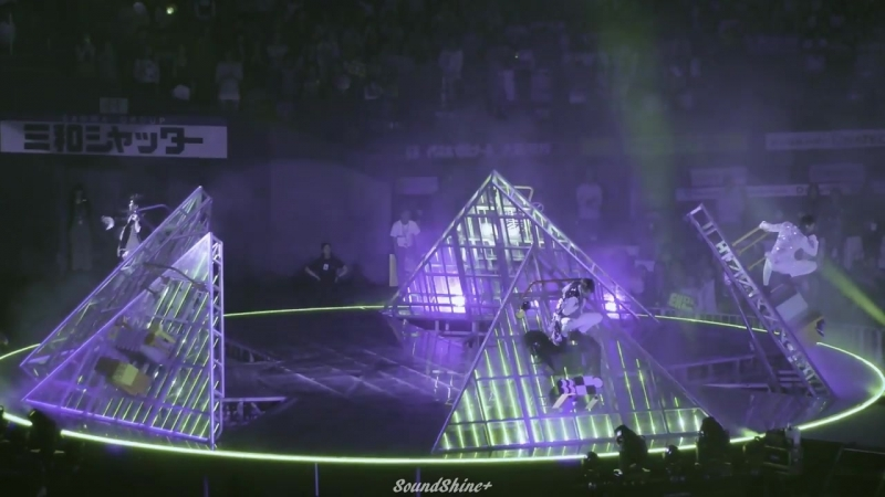 170923 ABOAB [SHINee WORLD 2017-FIVE- Special Edition] Osaka