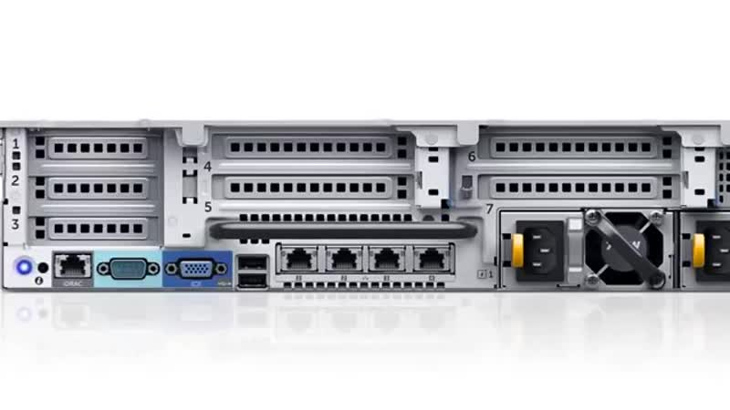 PowerEdge R730 Rack Server