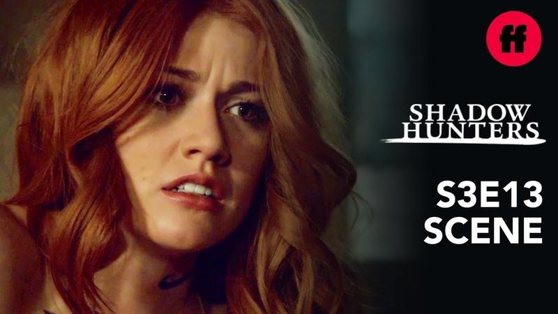 Shadowhunters Season 3, Episode 13 | Jonathan Sends Clary A Message | Freeform