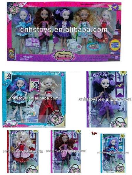 монстр хай куклы 1 серия