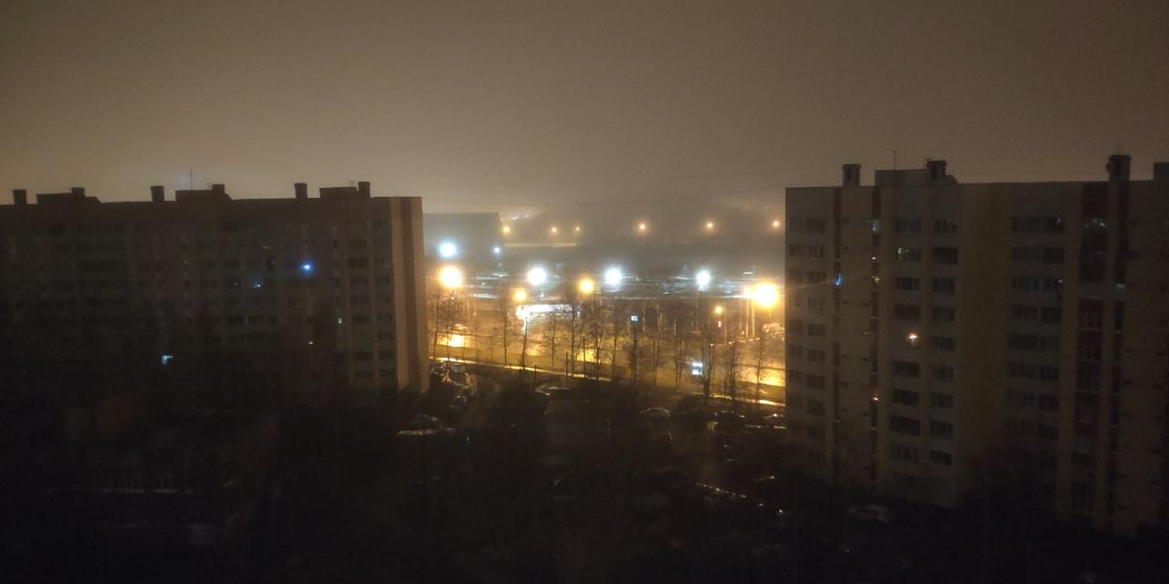 В Приморском районе наступил блэкаут, многие дома без электричества