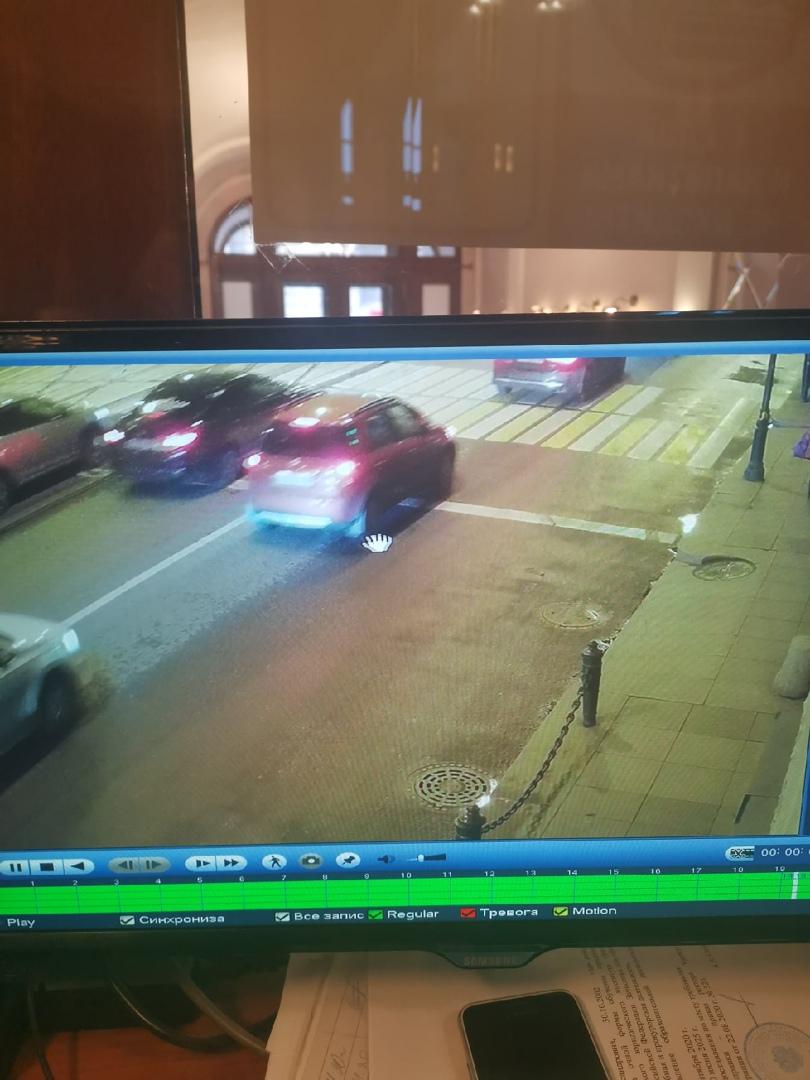 Кто был свидетелем ДТП на пересечении улицы Белинского и Литейного проспекта 24 ноября в 19.40 прось...