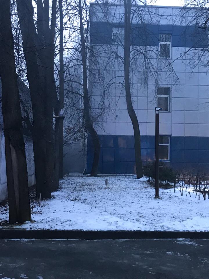 Пожар на Академика Павлова 14к2.
