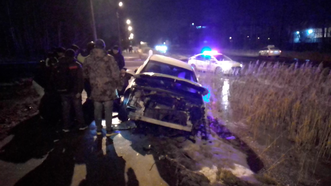 Ехал я со стороны Софийской в сторону Петрозаводского шоссе. Увидел ДТП с участием автомобиля Peugeot и...