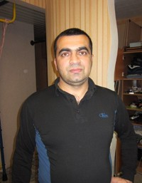 Рашид Велиев, Гейчай